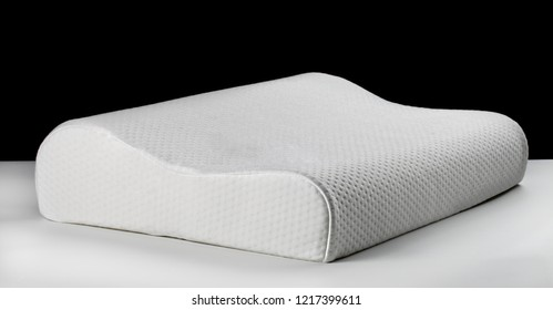 Orthopedic pillow, memory foam
