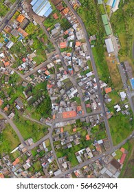 orthorectified aerial image