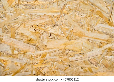 OSB Wooden Board Surface Background