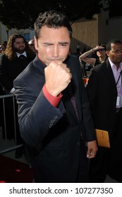 Oscar De La Hoya  at the 2008 ALMA Awards. Pasadena Civic Auditorium, Pasadena, CA. 08-17-08