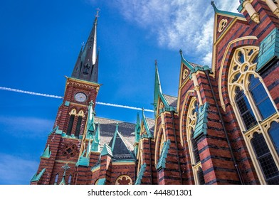 Oscar Fredrik Church - Gothenburg, Sweden.
