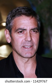 The Oscar Luncheon held at the Beverly Hilton Hotel, Los Angeles. George Clooney