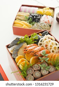 Osechi cuisine, Japanese New Year's Traditional Food Dishes