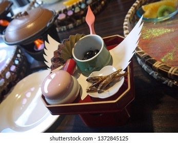 Osechi ryori Japanese New Year meals