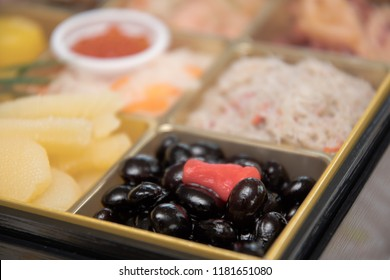Osechi - traditional Japanese New Year's dish