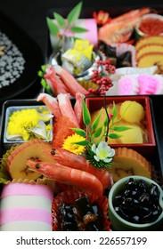 Osechi,Japanese New Year dishes