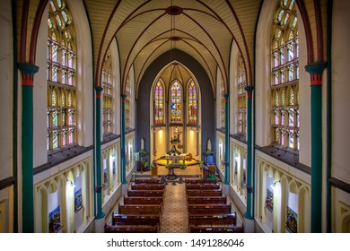 OSF Sister Chapel is a Catholic church in Semarang, Indonesia, Administratively, it is part Archdiocese of Semarang. 01 11 2018