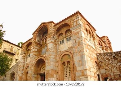Osios Loukas Monastery, Distomo, Greece - Shutterstock ID 1878510172