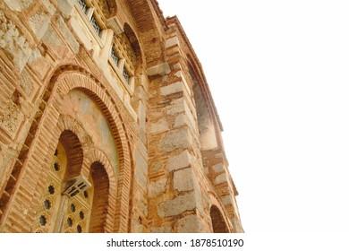 Osios Loukas Monastery, Distomo, Greece - Shutterstock ID 1878510190