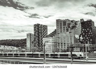 Oslo, Norway barcode