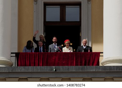 Norwegian Royal Family Images Stock Photos Vectors Shutterstock