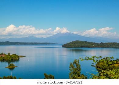 Osorno lake