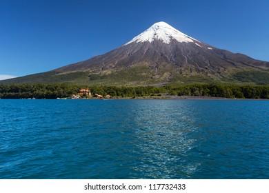 Osorno Volcano, Patagonia, Chile