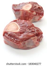 ossobuco, cross cut veal shanks