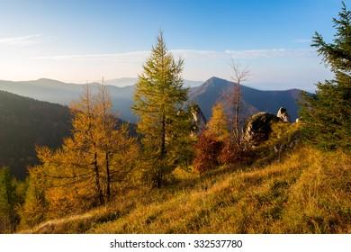 Ostra, Velka Fatra, Slovakia