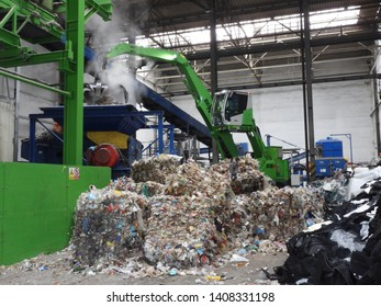 Recycling Plant Images, Stock Photos & Vectors | Shutterstock