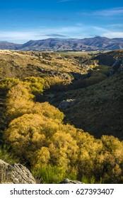 Otago Rail Trail landscape