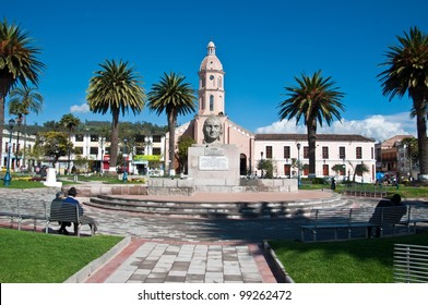 Otavalo Town Center