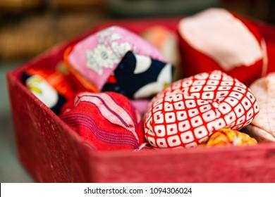 Otedama: Japanese juggling beans bag