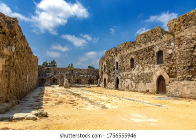 Othello Castle also known as Othello's Tower, is a castle in Famagusta in Cyprus
