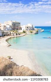 Otranto, Apulia, Italy - Feeling the relaxed lifestyle of Otranto in Italy