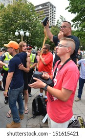 Preaching against homosexuality in canada