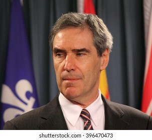 OTTAWA, CANADA  ?? DECEMBER 8, 2009: Michael Ignatieff is the leader of the Liberal Party of Canada.