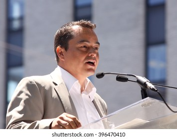 OTTAWA, CANADA  ?? JUNE 21, 2010:  Shawn Atleo is National Chief of the Assembly of First Nations in Canada.