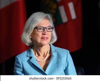 OTTAWA, CANADA ?? MARCH 22, 2016: Chief Justice Beverley McLachlin of the Supreme Court of Canada is the longest-serving chief justice and the first woman to hold the position.