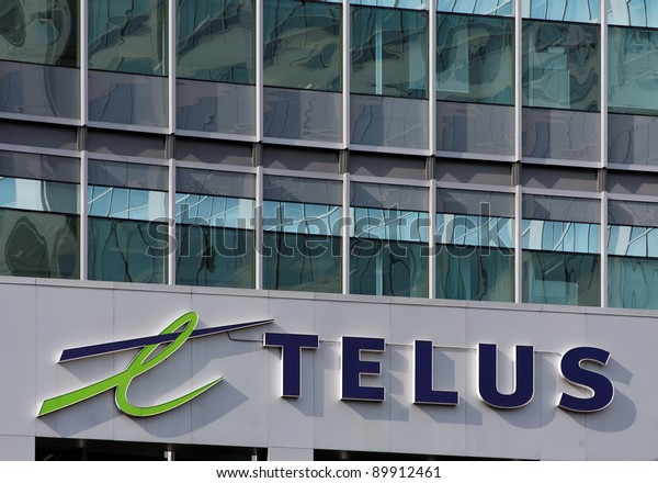 OTTAWA - SEPTEMBER 28: The Telus House in downtown Ottawa, Ontario on September 28, 2011. The state-of-the-art LEED certified office building opened in 2007 and is home to about 300 Telus employees.