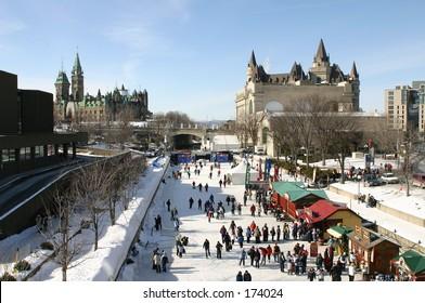 Ottawa's Winterlude Festival