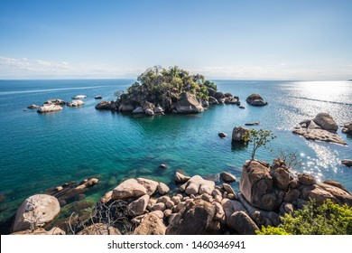 Otter Point at Cape Maclear, Lake Malawi