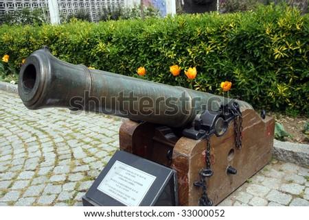 Ottoman Cannon Military Stock Photo Edit Now 33000052 Shutterstock