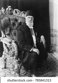 Ottoman Sultan Mehmed VI succeeded his dead brother, Mehmed V, in 1918. He reigned though the defeat of the Central Powers, which included Turkey, and the harsh peace settlement of the 1920 Treaty of
