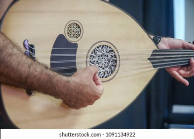oud and man