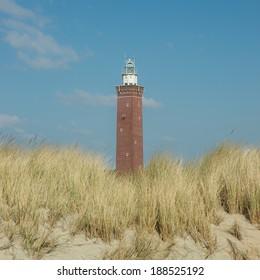 Ouddorp's lighthouse, Goeree Overflakkee, Holland