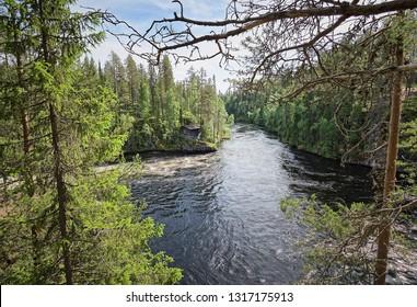 Finland Lapland Summer Images Stock Photos Vectors Shutterstock