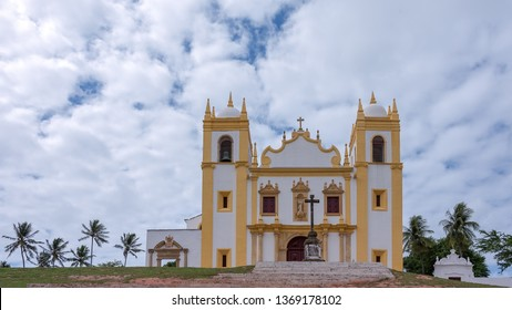 Our Lady of the Carmo church from Olinda, Pernambuco, Brazil