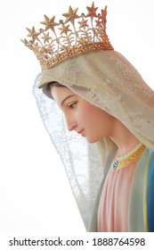 Our lady of grace Catholic Virgin Mary statue