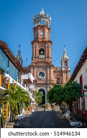 Our Lady of Guadalupe church - Puerto Vallarta, Jalisco, Mexico