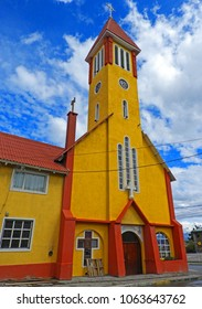 Our Lady of Mercy Church, Ushuaia, Tierra del Fuego, Argentina