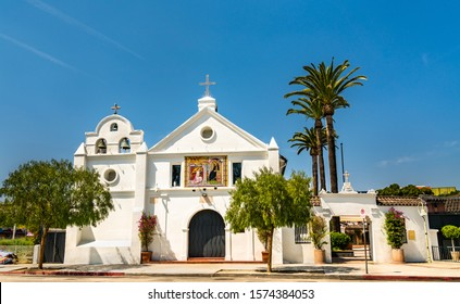 Our Lady Queen of Angels Catholic Church in Los Angeles - California, United States