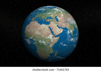 Our planet- Earth