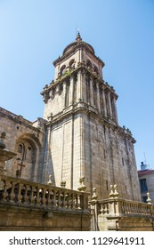 Ourense cathedral bell tower