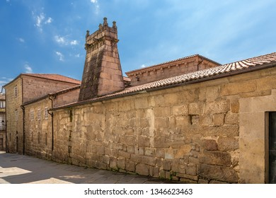 Ourense, Spain. Bishop's House