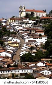 Ouro Preto city, Minas Gerais province, Brazil