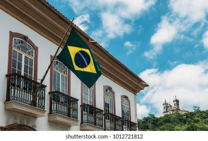 Ouro Preto is a  former colonial mining town in Minas Gerais, Brazil, designated a World Heritage Site by UNESCO