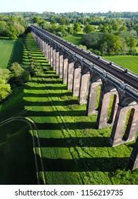 Ouse valley viaduct at Haywards Heath Brighton