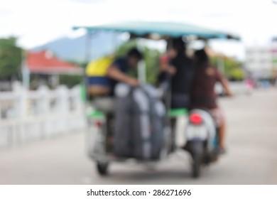 Three Wheel Bike Images, Stock Photos & Vectors   Shutterstock
