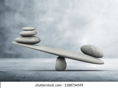 Out of Stone Balance
